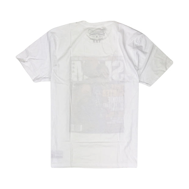 Mitchell & Ness Vince Carter Slam Magazine T-Shirt White Back