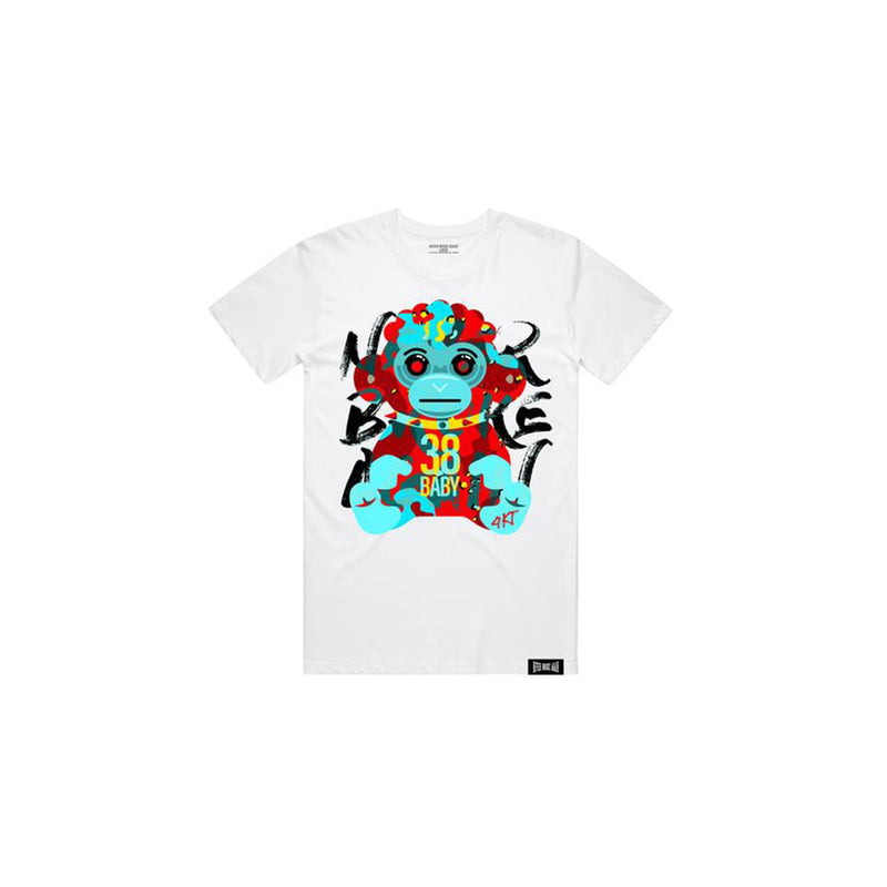NBA Youngboy Hell Monkey T-Shirt White