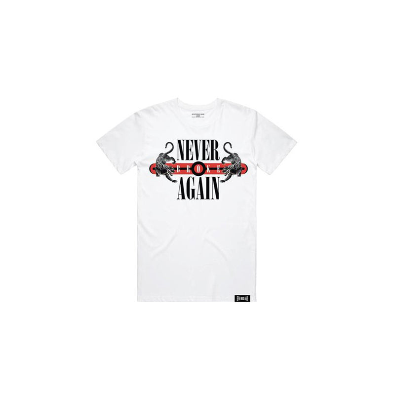 NBA Youngboy Tigers T-Shirt White