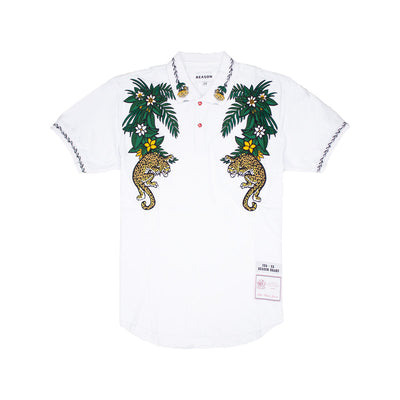 Reason Borneo Polo White
