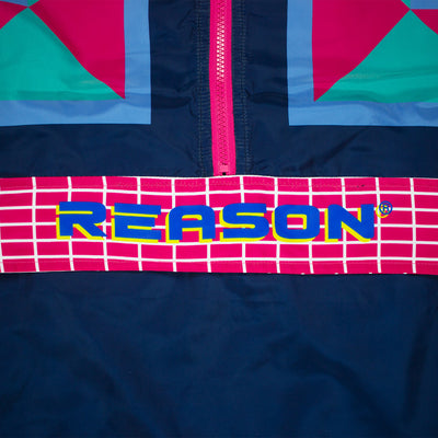 Reason Neo Abstract Track Jacket Multi Artwork