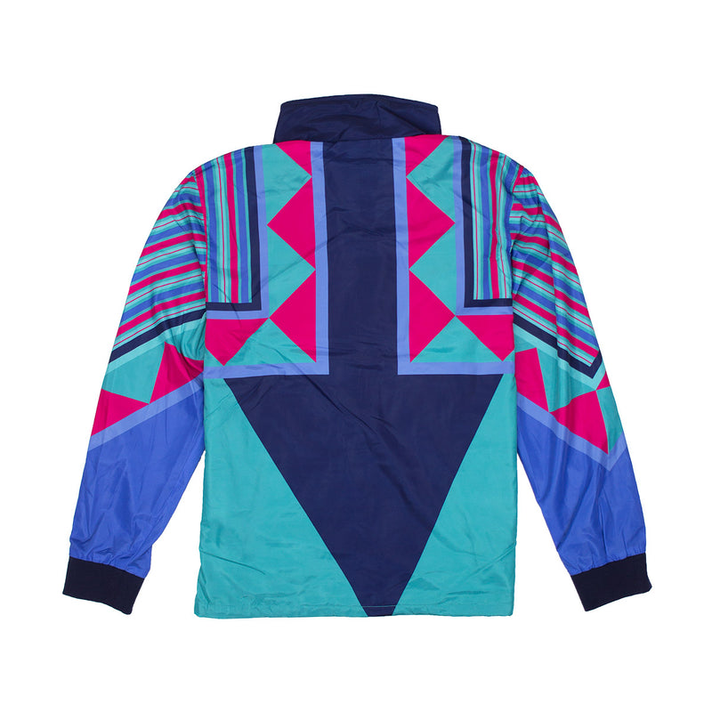 Reason Neo Abstract Track Jacket Multi Back