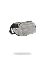 Sprayground 3M Transporter Crossbody Grey Camo