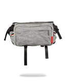 Sprayground 3M Transporter Crossbody Grey Camo Front