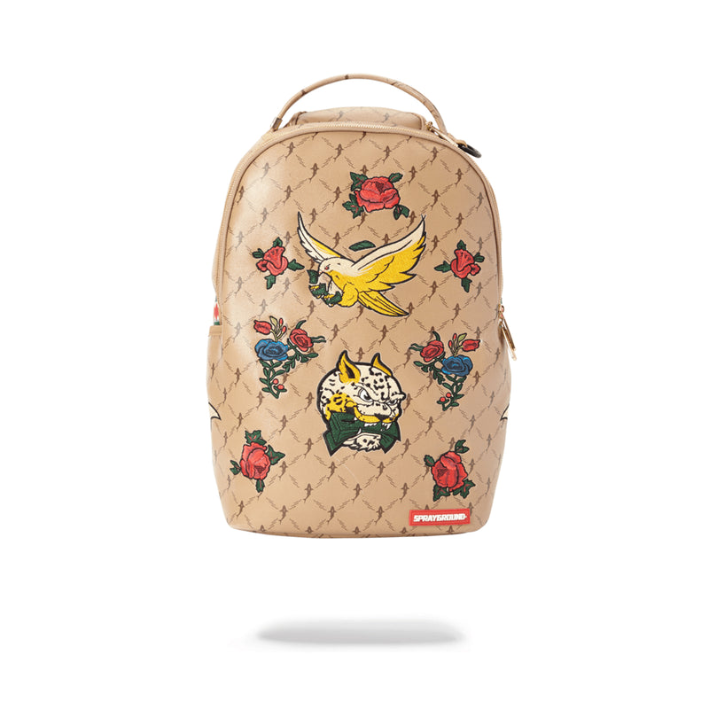 Sprayground Air Italia Backpack Tan