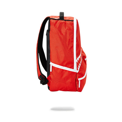 Sprayground All Day I Dream About Sprayground Backpack Red Side