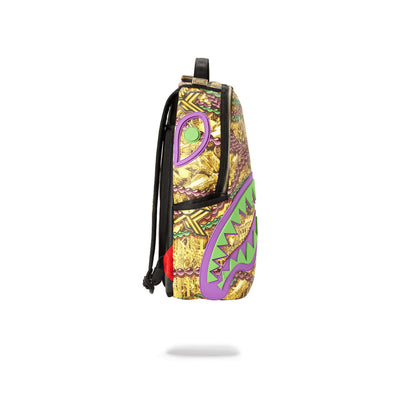 Sprayground Alvin Kamara Backpack Side