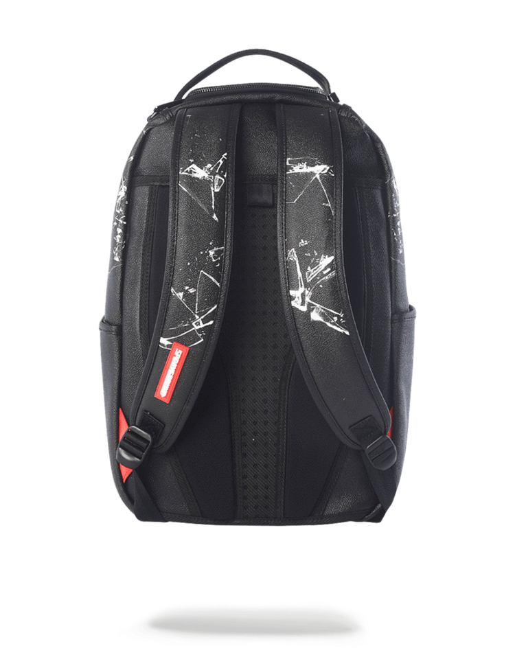 847b7eb0dad6 Sprayground Jarvis Landry JuiceTempo Backpack Black Back