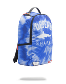 Sprayground Defend Sharks Backpack Blue