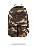 Sprayground Double Cargo Side Shark Backpack