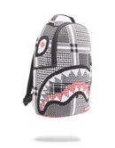 Sprayground Emirate Knit Shark Backpack Black