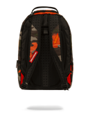 Sprayground Jacquees Army Cargo Backpack Camo Back