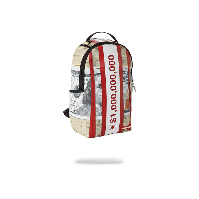 Sprayground Money Bands Backpack Red