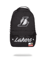 Sprayground NBA Lab Lakers Cargo Backpack Black