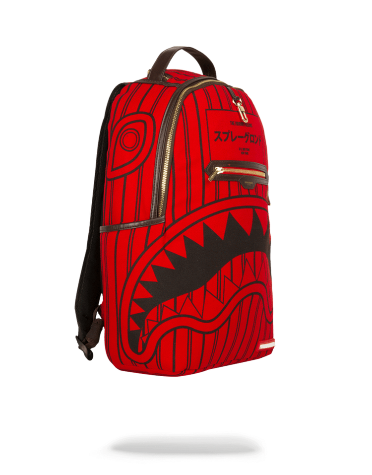 a5d4726c1ea3 Sprayground Reverse Sharks In Paris Backpack