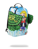 Sprayground Richie Rich Money Wings Backpack