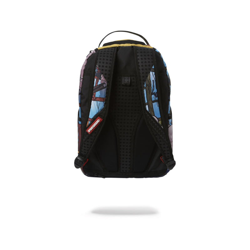 Sprayground Rick And Morty Look At Me Backpack