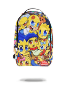 Sprayground Simpsons Anime Pileup Backpack Front