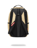 Sprayground Timber Shark Backpack Wheat Back