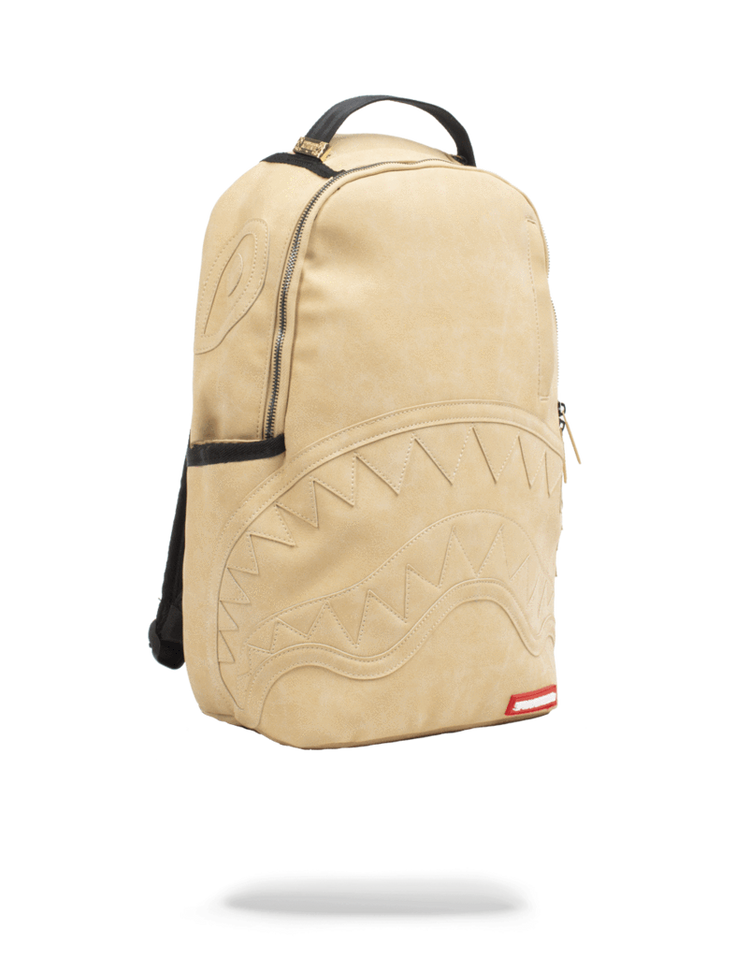 Sprayground Timber Shark Backpack Wheat