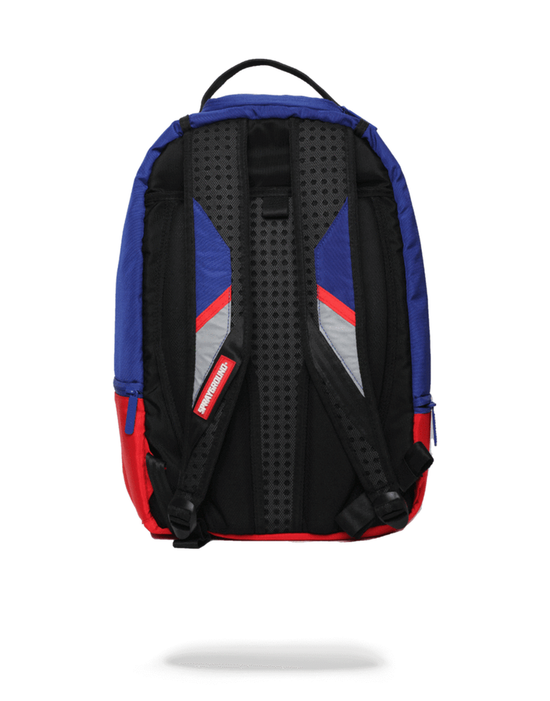 Sprayground United Sharks Package Service Backpack Back