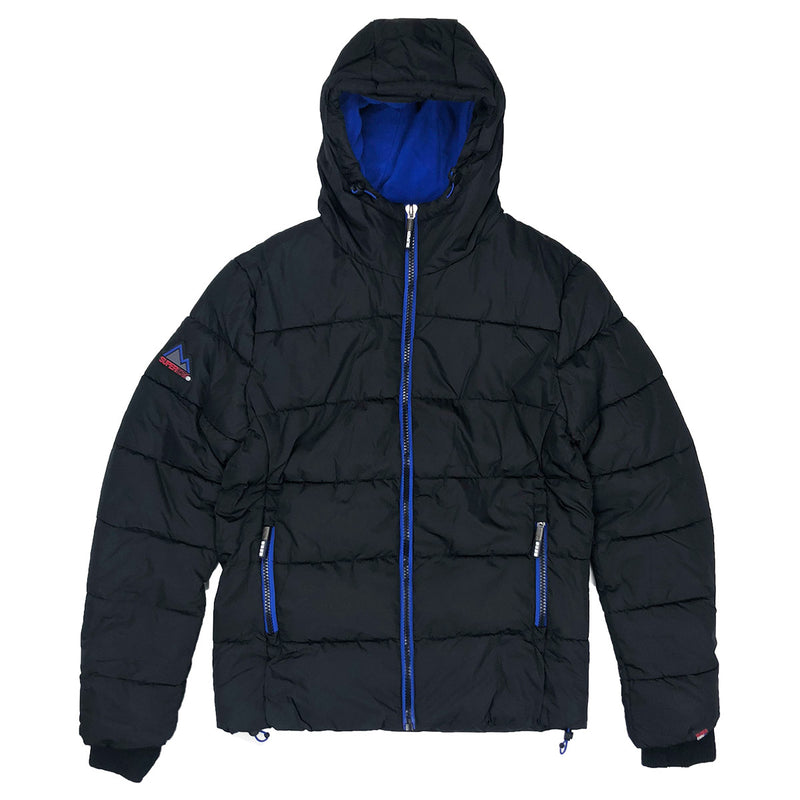 Superdry Men's Sport Puffer Jacket Black