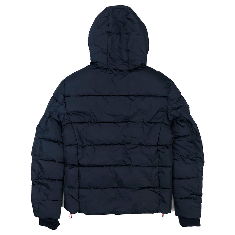 Superdry Men's Sports Puffer Jacket Navy Blue Back