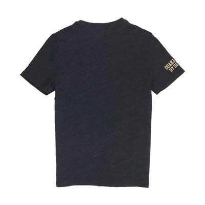 Superdry Osaka Perforated Embossed Tee Back