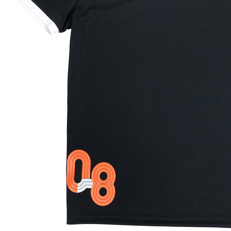 Superdry Team Tech Tee Original Black Waist