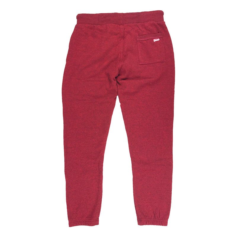 Superdry Trackster Jogger Lake Red Back