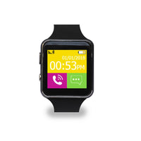 Reloj Casual Smart Watch P9 Con Cámara Negro
