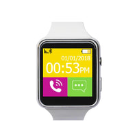 Reloj Casual Smart Watch P9 Con Cámara Blanco