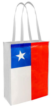 TE55 Eco Flag Shopping Bag