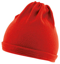 Cuello Polar Convertible en Gorro