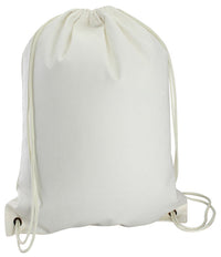 TS18 Mochila Simple de Poly-Cotton