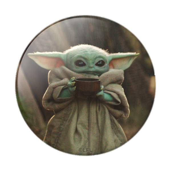 NYHET 🔄 PopSockets - STAR WARS The Child Cup SWAPTOP