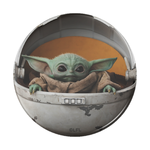 NYHET 🔄 PopSockets - STAR WARS The Child Pod POPGRIP