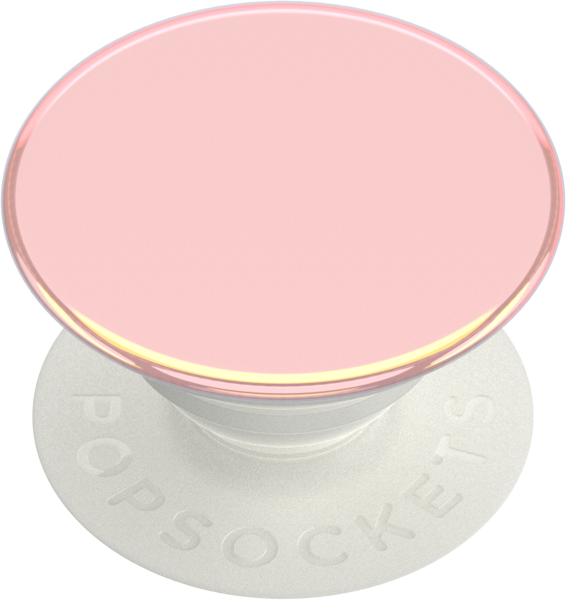 NYHET 🔄 PopSockets - Color Chrome Powder Pink POPGRIP