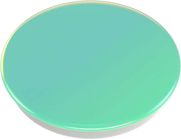 NYHET 🔄 PopSockets - Color Chrome Seafoam POPGRIP