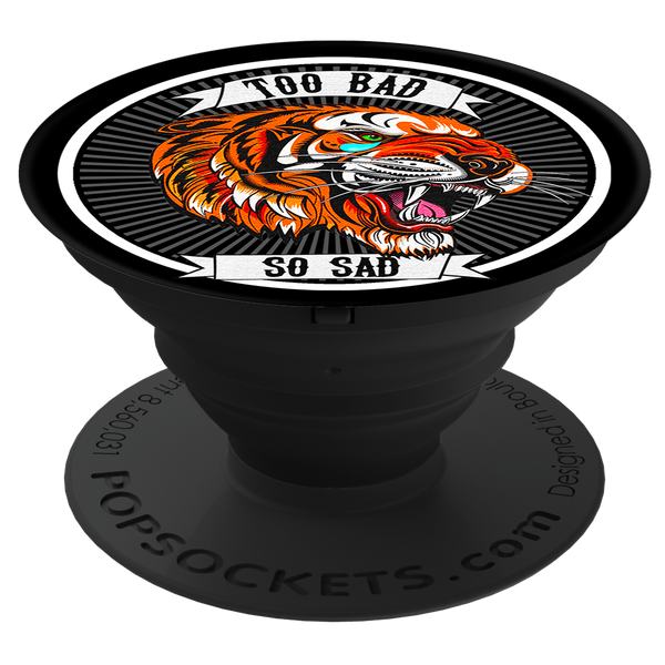 PopSockets Crying Tiger