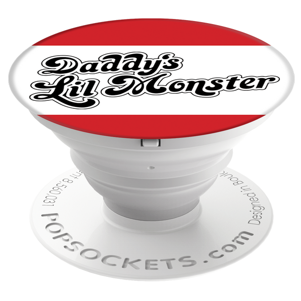 PopSockets SUICIDE SQUAD - Daddy's Lil Monster