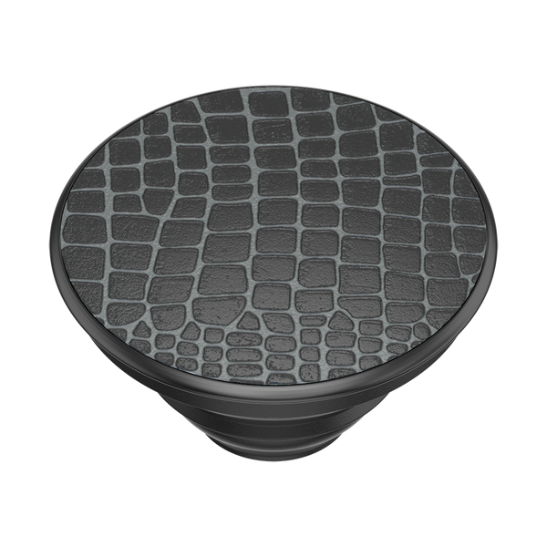 NYHET 🔄 PopSockets - Embossed Metal Croc POPGRIP