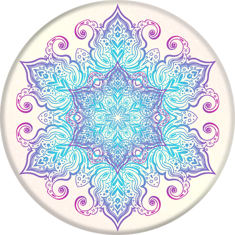 PopSockets Flower Mandala