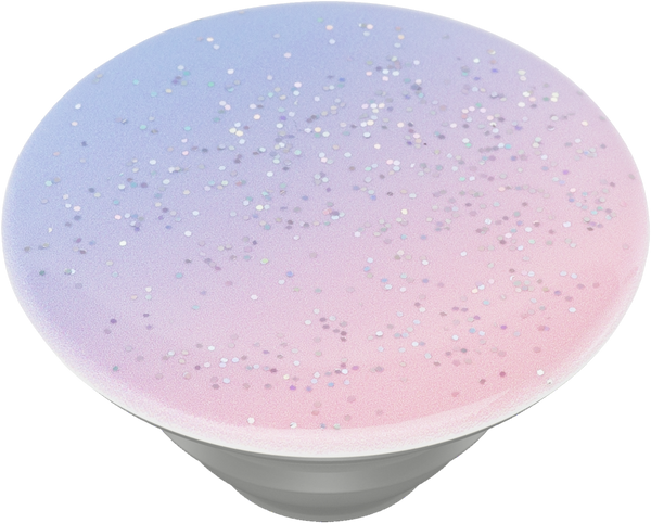 NYHET 🔄 PopSockets - Glitter Morning Haze POPGRIP