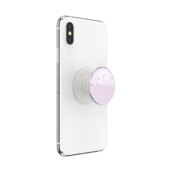 NYHET 🔄 PopSockets - Glam Inlay Ace Lilac POPGRIP