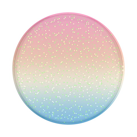 NYHET 🔄 PopSockets - Glitter Pastel Morning POPGRIP