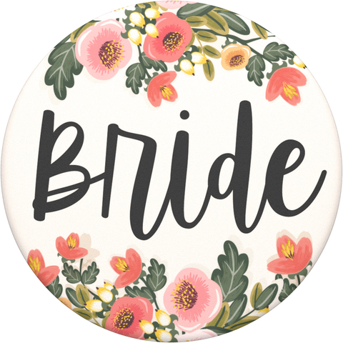 NYHET 🔄 PopSockets - Here Comes the Bride POPGRIP