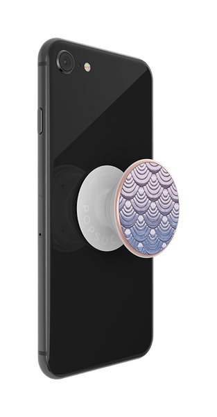 NYHET 🔄 PopSockets - Iridescent Mermaid Pearl POPGRIP
