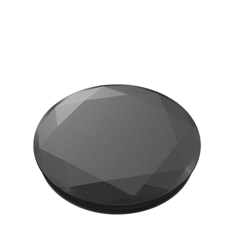 NYHET 🔄 PopSockets - Black Diamond Metallic POPTOP