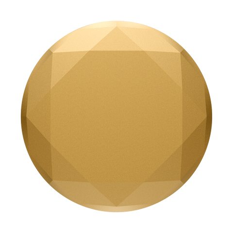 NYHET 🔄 PopSockets - Medallion Gold Diamond POPTOP